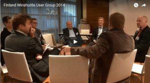 Finland Winshuttle User Group 2014