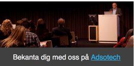Adsotech SAP Productivitets seminarier