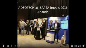 ADSOTECH at SAPSA Impuls, November 2016