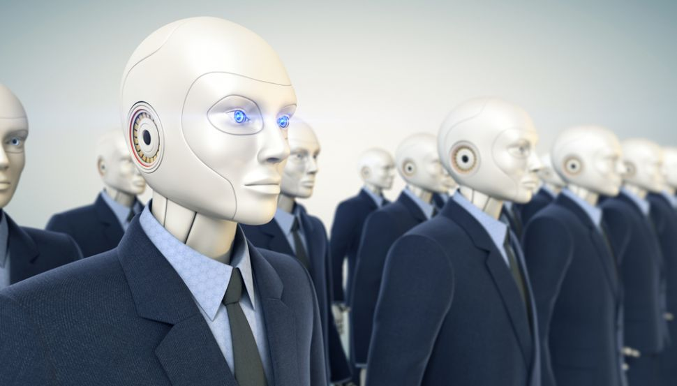 From robots to co-bots: The future of electronic work